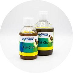 AviMax Multi-Vitaminen: vloeistof