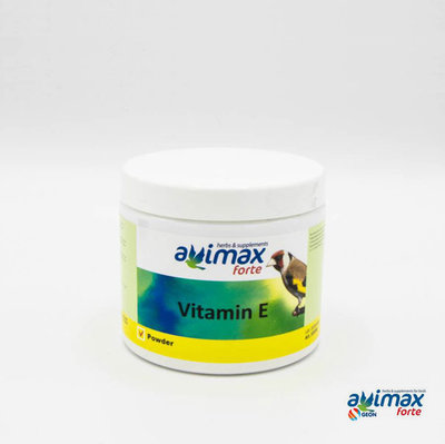 AviMax Forte Vitamine E Poeder 125 gr.
