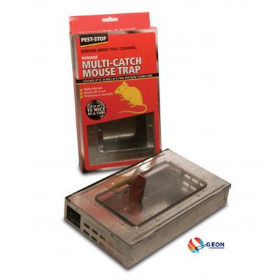Multicatch metalen muizenval