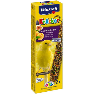 Vitakraft Kanarie Kracker Fruit 2 in 1