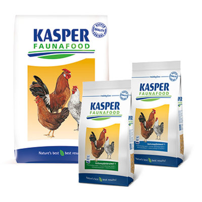 Kasper Faunafood kuikenopfokmeel 1  20 KG