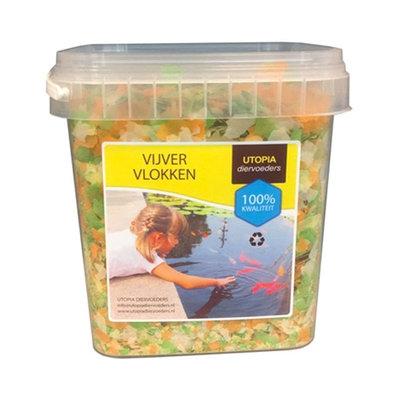 Vijvervlokken 325 gram 2,5 liter