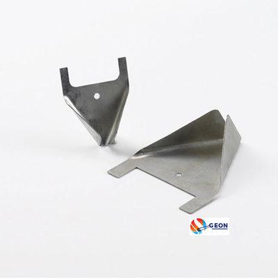 Zitstokhouder metaal klein