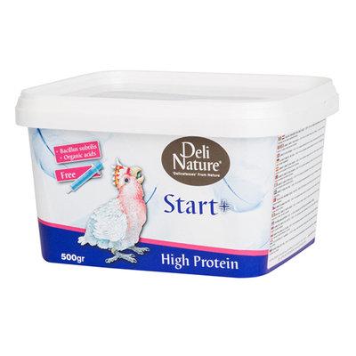 Deli Nature Start+ high protein 500 gr.