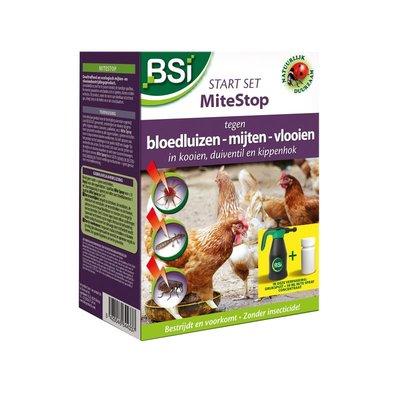 BSI MiteStop Bloedluis startset