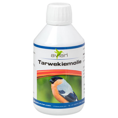 Avian-Tarwekiemolie 250 ml.