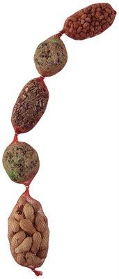 Combi winterslinger met 2 vetbol