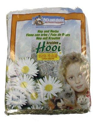 Pets own choice hooi kamille