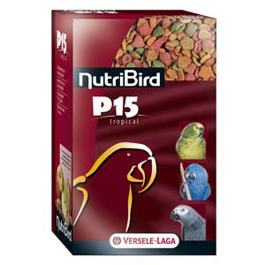 NutriBird P15 Tropical 1 kg.