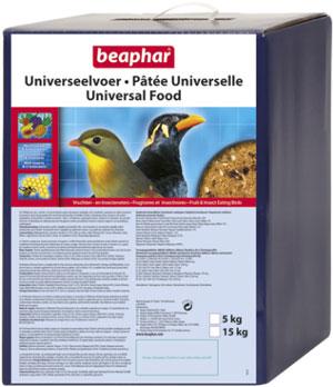 Beaphar universeel voer vrucht&insectetende vogels