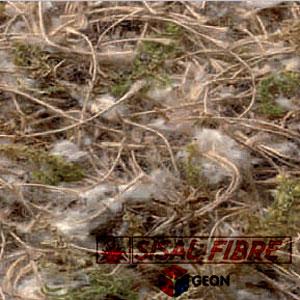 Sisal Fibre Jute-Cotone-Moss 500 gr.