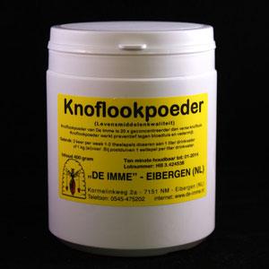 DE-Imme Knoflook poeder 400 gr.