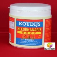 Koudijs kleurkanarie ROOD