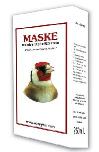 Easyyem Red Maske 250 ml.