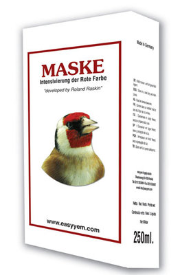 Easyyem Red Maske 500 ml.
