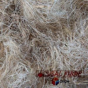 Sisal-Fibre Sisal - Jute 1000 gr