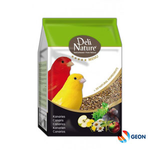 Deli Nature 5* menu kanarie 2.5 kg