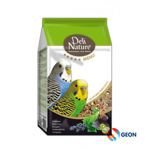Deli Nature 5* menu parkiet 2.5 kg.