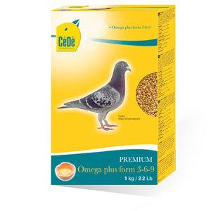 CéDé omega plus form 3-6-9 1 kg.