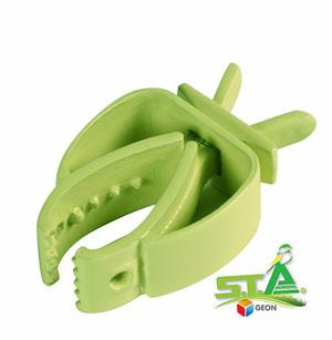Sepia clip Knijpmodel groen