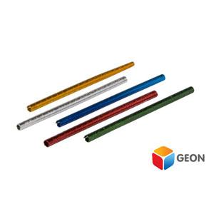 Knijpringen 2.5 mm Mix kleuren