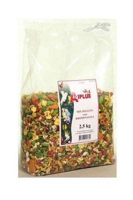 Mix Pellets 2.5 kg.