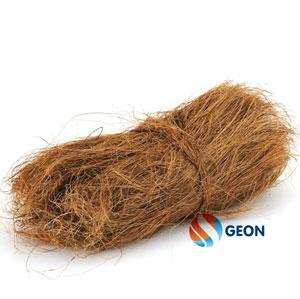 Kokoshaar Bruin  ± 350 gr.