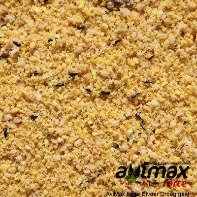 AviMax Forte Eivoer Droog geel 10 kg.