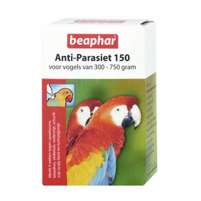 Beaphar anti-parasiet 150 vogel 300-750g