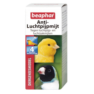 Beaphar Anti-Luchtpijpmijt 10 ml.