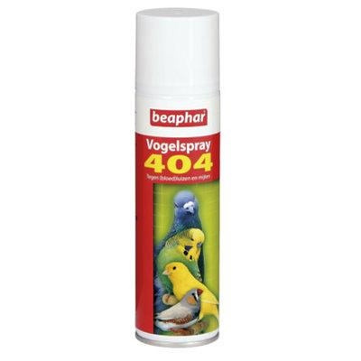 Beaphar 404 vogelspray  250 ml