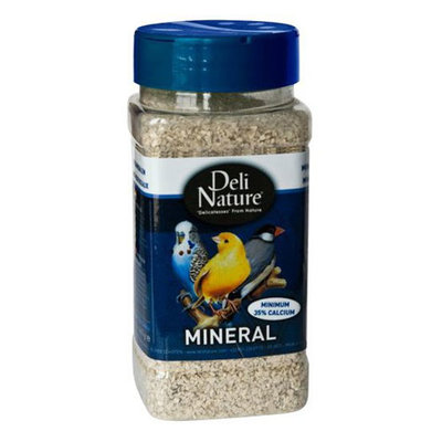 Deli Nature vogelmineralen 660 gr.