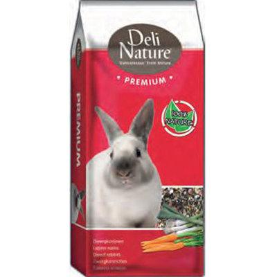 Deli Nature Premium konijn junior 15 kg.