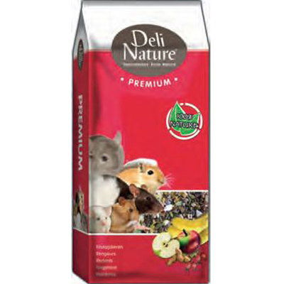 Deli Nature Premium kleine knagers 15 kg.