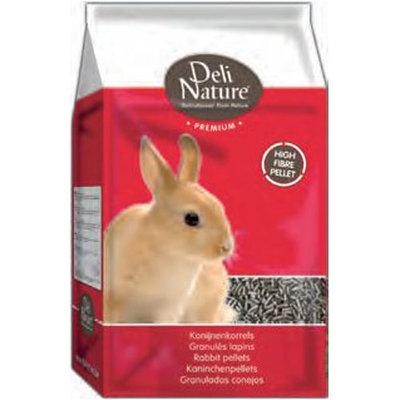 Deli Nature Premium konijnenkorrels 4 kg.