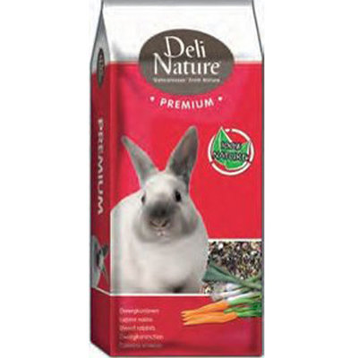 Deli Nature Premium konijn sensitive 15 kg.