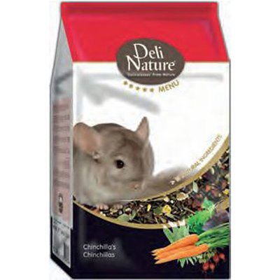 Deli Nature 5* menu chinchilla 2.5 kg.