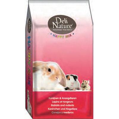 Deli Nature happy mix konijn 15 kg.