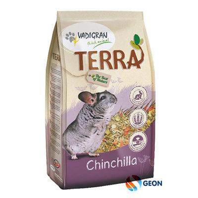 TERRA - Chinchilla 2,25 KG