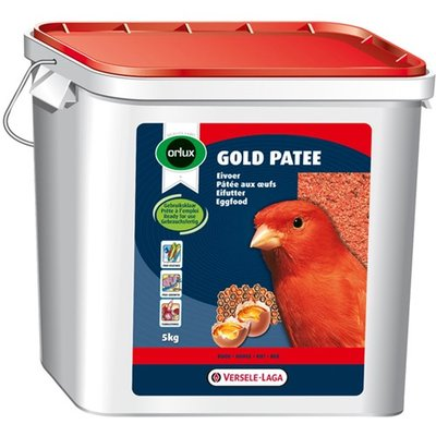 Orlux Gold patee rood 5 kg.