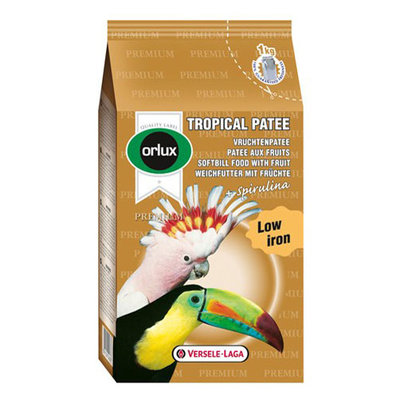 Orlux Tropical Patee 1 kg.