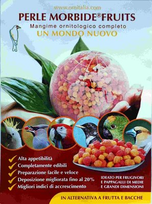 Perle Morbide Fruits Rosse 9 kg.