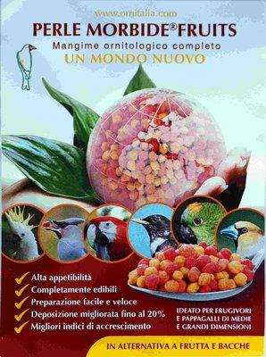 Perle Morbide Fruits Rosse
