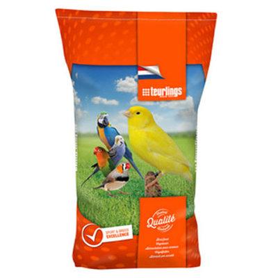 Teurlings papegaai euro mengeling 15 kg.