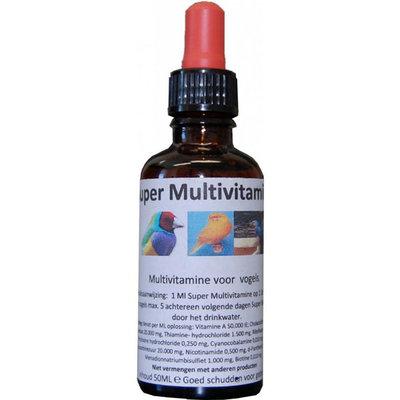 Super Multivitamine 50 ml.