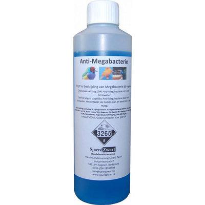 Anti Megabacterie 500 ml.