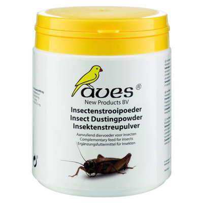 AVES-INSECTENSTROOIPOEDER 500 gr.