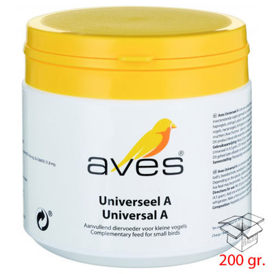 AVES-UNIVERSEEL‐A 200 gr.