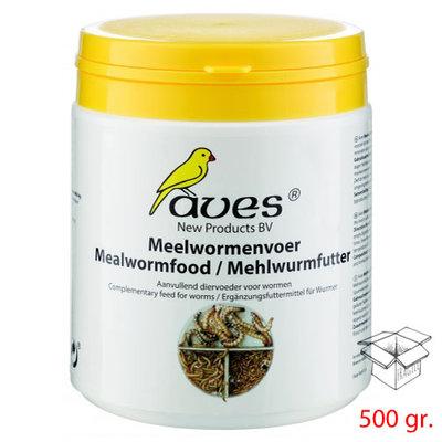 AVES-MEELWORMENVOER 500 gr.