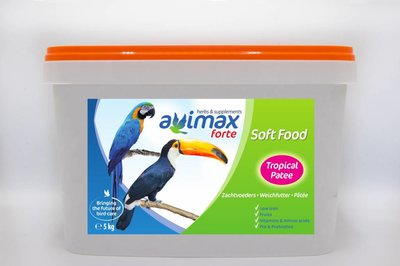 AviMax Forte Tropical Patee